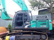 Refurbished Kobelco SK200-8 Excavator For Sale in Singapore