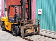 Used Hangcha CPCD70-RW14 Forklift For Sale in Singapore