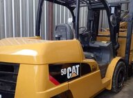Used Caterpillar (CAT) DP50N Forklift For Sale in Singapore
