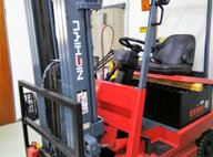 Used Nichiyu FBA15PN-650-470MSF Forklift For Sale in Singapore