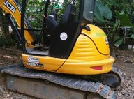 Used JCB 8050 ZTS Excavator For Sale in Singapore