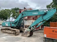 Used Kobelco SK330-8 Excavator For Sale in Singapore