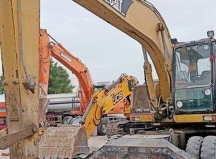 Used Caterpillar (CAT) M318 Excavator For Sale in Singapore