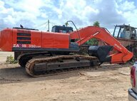 Used Hitachi ZX350LCH-5G Excavator For Sale in Singapore