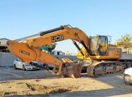 Used JCB JS500 T2 Excavator For Sale in Singapore