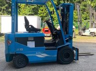 Used Nissan T1B2L25U Forklift For Sale in Singapore