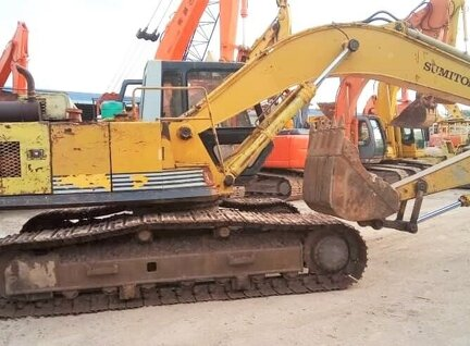 Used Sumitomo S280F2 Excavator For Sale in Singapore