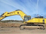 Used Komatsu PC800-LC8 Excavator For Sale in Singapore