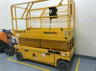 Used Haulotte Compact 10 Scissor Lift For Sale in Singapore