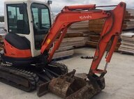 Used Kubota U25-3 Excavator For Sale in Singapore