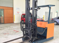 Used Toyota 7FBRS18 Reach Truck For Sale in Singapore