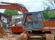 Used Hitachi UH07-7 Excavator For Sale in Singapore