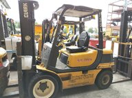 Used Clark CQ30D Forklift For Sale in Singapore