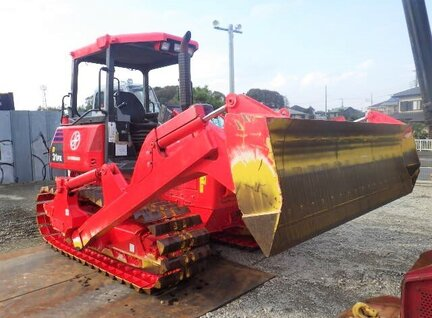 Used Komatsu D31PX-22M0 Bulldozer For Sale in Singapore