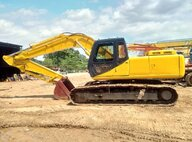 Used Sumitomo SH200-2 Excavator For Sale in Singapore