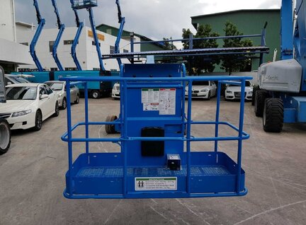 Used Genie S-60 Boom Lift For Sale in Singapore