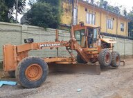 Used Mitsubishi MG 430 Motor Grader For Sale in Singapore