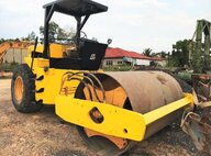 Used Ingersoll Rand SP-56 Compactor For Sale in Singapore