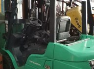 Used Mitsubishi FD25NT Forklift For Sale in Singapore