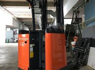 Refurbished Toyota 7FBR18 Reach Truck For Sale in Singapore