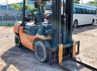 Used Toyota 02-7FG35 Forklift For Sale in Singapore