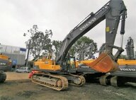 Used Volvo EC480DL Excavator For Sale in Singapore
