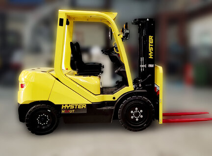 New Hyster H3.0UT Forklift For Sale in Singapore