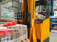 Used Jungheinrich ETV116n Reach Truck For Sale in Singapore