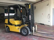 Used Yale GDP25TK Forklift For Sale in Singapore