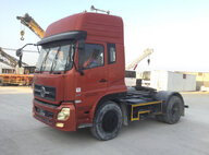 Used Dongfeng DFL4181A Prime Mover For Sale in Singapore