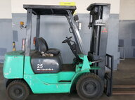 Used Mitsubishi FD25F18B Forklift For Sale in Singapore