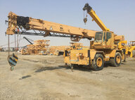 Used Grove RT522C Crane For Sale in Singapore
