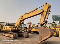Used Komatsu PC400LCSE-8 Excavator For Sale in Singapore
