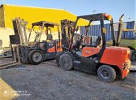 Used Doosan 3 ton, 5 ton and 7 ton Forklift For Sale in Singapore