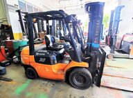 Used Toyota 7FD25 Forklift For Sale in Singapore
