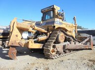 Used Caterpillar (CAT) D10 Bulldozer For Sale in Singapore
