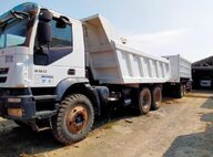 Used Iveco Trakker 380 Dump Truck For Sale in Singapore