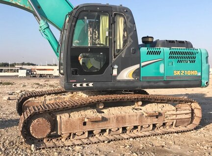 Used Kobelco SK210HDLC-8 Excavator For Sale in Singapore
