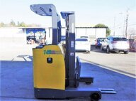 Used Komatsu FB15RS-12 Reach Truck For Sale in Singapore