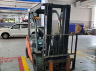 Refurbished Toyota 8FDR25 Forklift For Sale in Singapore