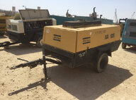 Used Atlas Copco XA125DD Air Compressor For Sale in Singapore