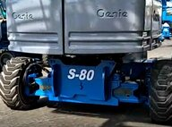 Used Genie S-80 Boom Lift For Sale in Singapore