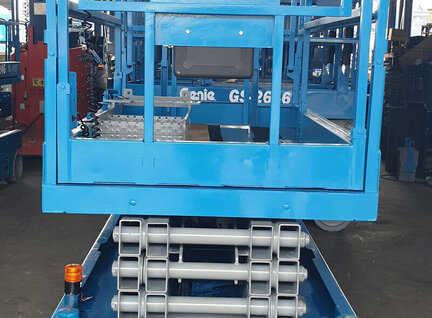 Used Genie GS-2646 Scissor Lift (2014) (Good and Recon) Scissor Lift For Sale in Singapore