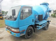 Used Mitsubishi Truk Mixer 3 Kubik COLT DIESEL FE 517 BN Truck Mixer For Sale in Singapore
