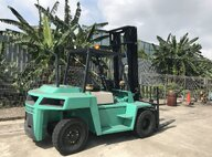 Refurbished Mitsubishi FD70N Forklift For Sale in Singapore