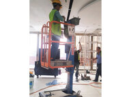 Used PecoLift 3.5m Working Height Aerial Platform For Sale in Singapore
