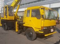 Used Kato NK110HE-III Crane For Sale in Singapore