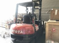 Used Nissan FJ02A25U Forklift For Sale in Singapore