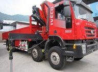 Used Iveco Trakker AT340T41 Lorry Crane For Sale in Singapore