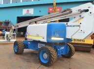 Used Genie Z-80/60 Boom Lift For Sale in Singapore